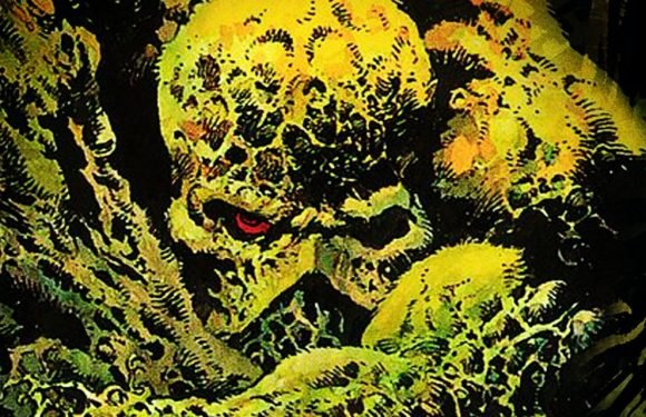 Aquaman's James Wan is making a live-action Swamp Thing series for DC's streaming service