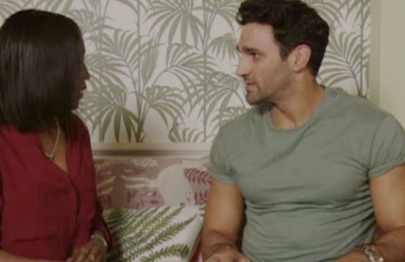 EastEnders hints at an exit for Kush and Denise – but will a tragedy ruin their plans?