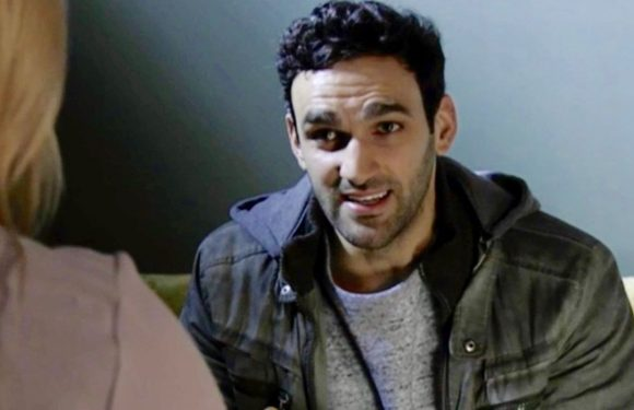 EastEnders fans are confused by Kush Kazemi's new job at E20
