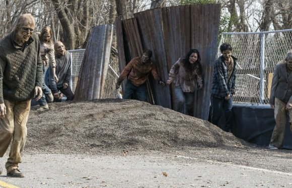 Fear the Walking Dead season 4 just referenced that zombie blood 'plot hole'