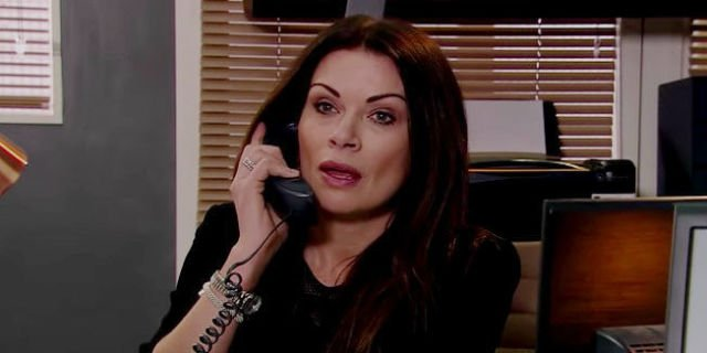Coronation Street struggle for Carla Connor as her grief for Aidan takes hold tonight