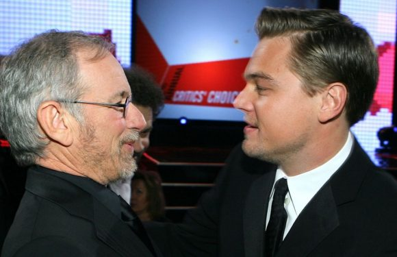 Leonardo DiCaprio tipped for reunion with Catch Me If You Can director Steven Spielberg