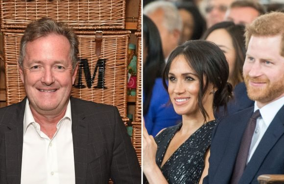 Piers Morgan claims to have sent Meghan Markle on first date with Prince Harry