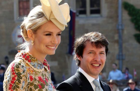 James Blunt delivers brilliant response to Twitter user questioning why he was at the royal wedding