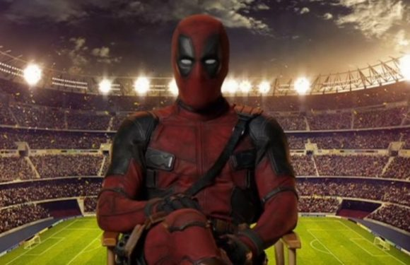Deadpool gatecrashes Gary Lineker's intro on Match of the Day
