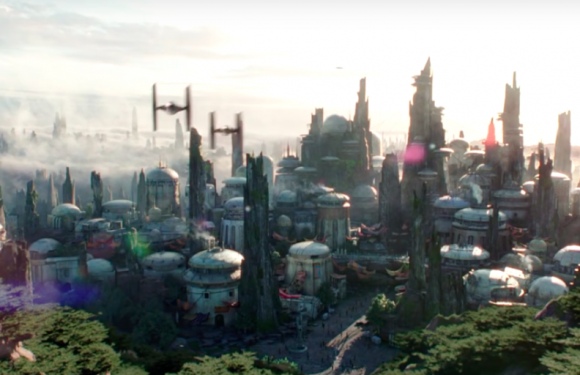 Disney reveals Star Wars Land theme park opening dates in new video teaser