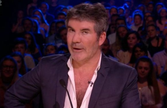 Simon Cowell makes it weird on Britain's Got More Talent by chastising David Walliams for THAT sex joke