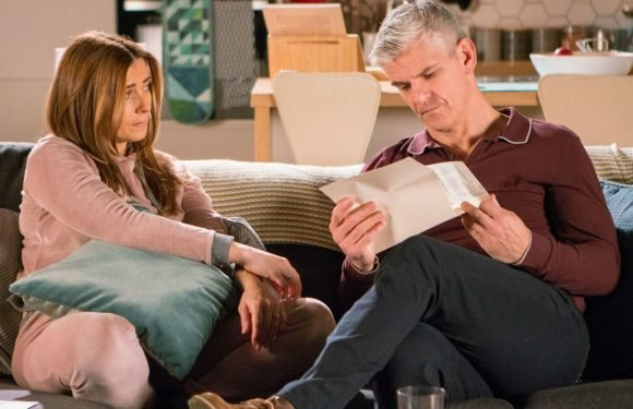 Coronation Street reveals two new shocks for Aidan Connor's grieving family tonight