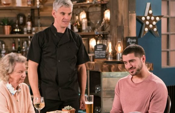 Coronation Street is lining up a surprise bond between Adam Barlow and Flora McArdle