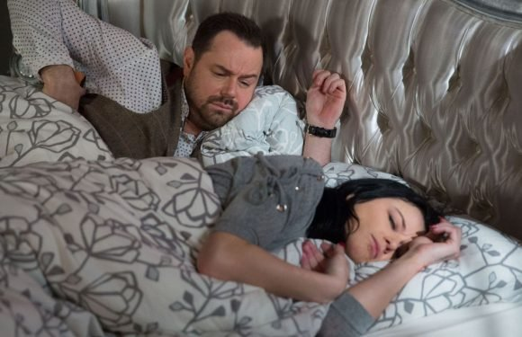 EastEnders horror for Linda Carter as she finds Mick in bed with Hayley Slater
