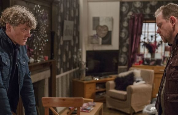 Emmerdale paternity drama as Dan Spencer is handed the secret DNA test results tonight