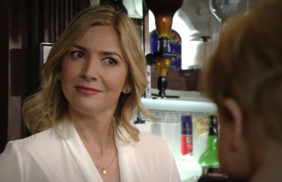EastEnders' FI Browning makes a shock return as she helps Phil Mitchell destroy Max Branning