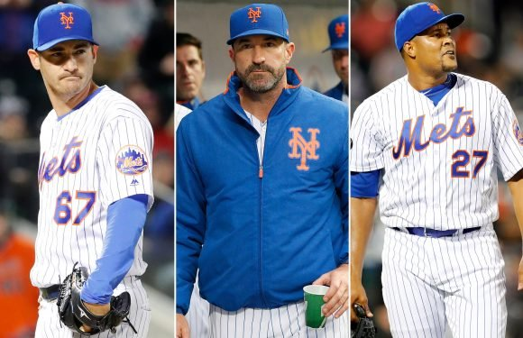 Mets manager must recall bullpen vision he once preached