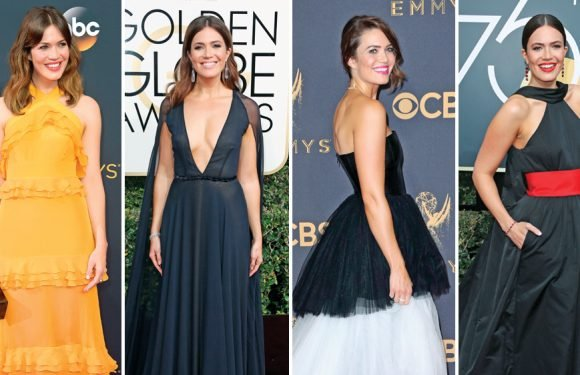 Mandy Moore on the 'Seize-the-Moment' Fashion Opportunity 'This Is Us' Awarded Her