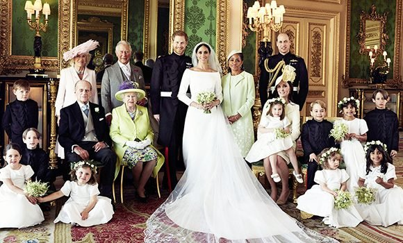 Prince Harry & Duchess Markle's Royal Wedding Portrait: The Tiny Mistake Everyone Has Missed
