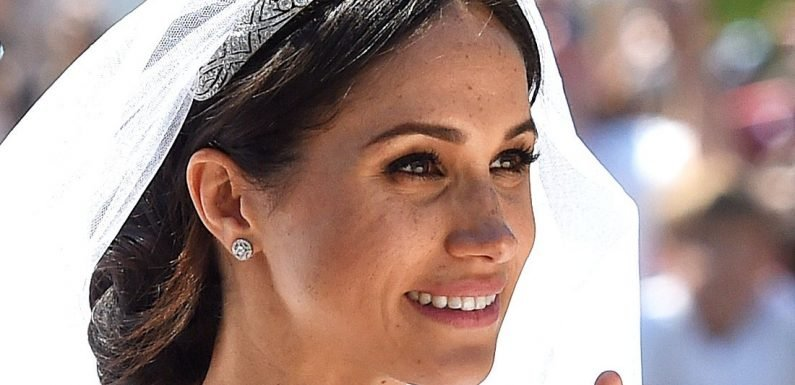 Get Tressed With Us Podcast: Meghan Markle Wedding Hair, Makeup
