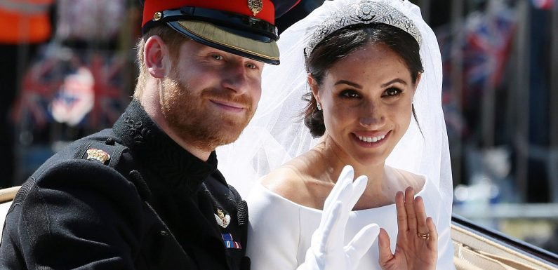 Royal wedding guest sells gift bag for nearly $30K on eBay