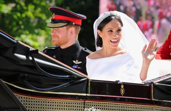 How Meghan Markle charmed us all at the royal wedding