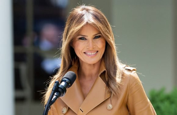 Melania Trump's Spokesperson Responds to New Plagiarism Claims