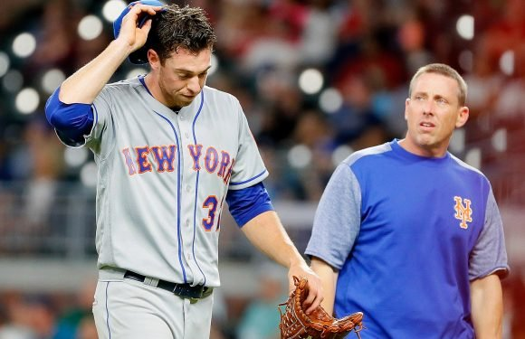 Middle finger an appropriate metaphor for Mets' week from hell