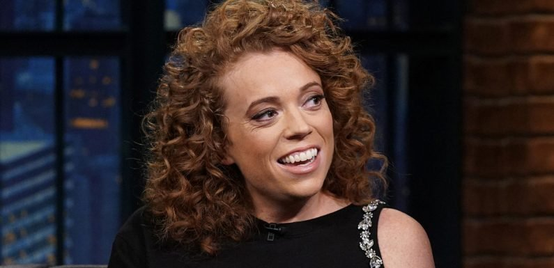 'Everyone Loved It!' Michelle Wolf Praises Her WHCD Set and Tells More Dirty Jokes With Seth Meyers