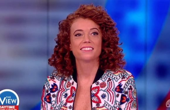 Michelle Wolf Laughs Off Critics of Sarah Huckabee Sanders WHCD Jokes on 'The View' — 'I Thought You Were Smarter'