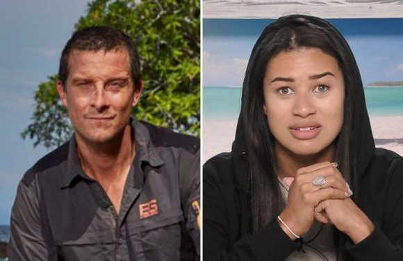 Love Island's Montana Brown quits Bear Grylls' Celebrity Island after moaning it's 'too hard'