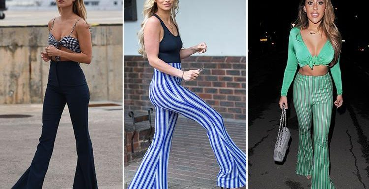 Flares are having a style moment – here's how to get the look just right
