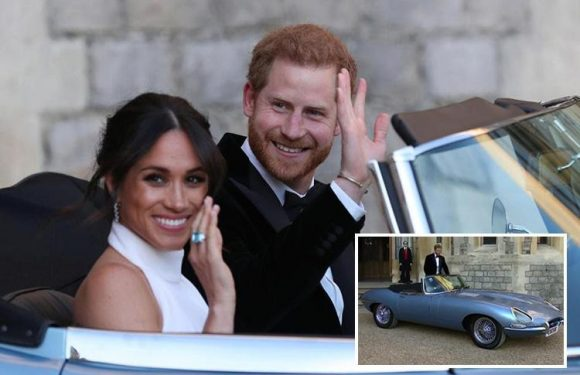Meghan Markle proves she's a 'keeper' with this sweet, simple gesture on Royal Wedding day