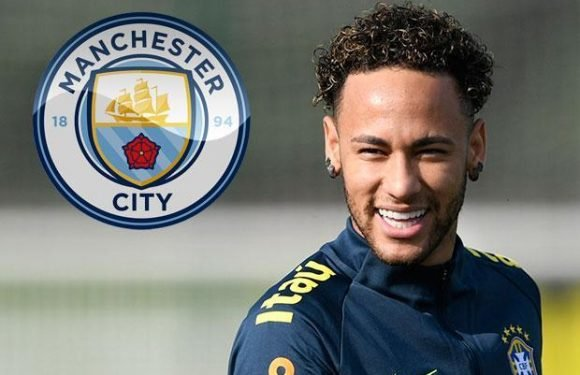 Neymar drops Manchester City transfer hint as Premier League rivals tremble at thought of Paris Saint-Germain star playing under Pep Guardiola