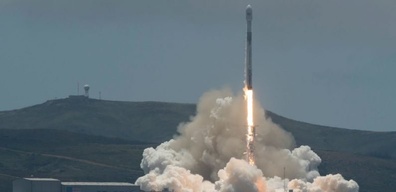 NASA launches two satellites into space on a mission to weigh Earth's water