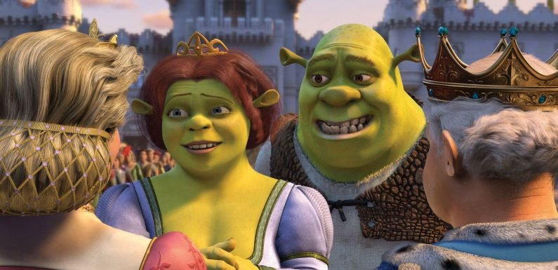Netflix has all four Shrek films streaming – and we can't wait to get watching