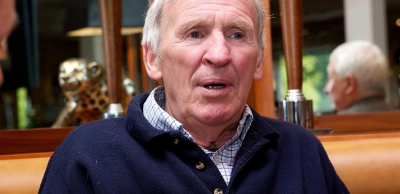 Football legend Paddy Crerand tells cop to 'f*** off' after she asks him to spell his name