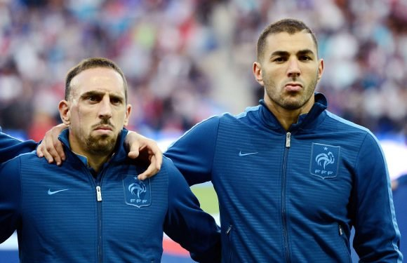 France's Karim Benzema World Cup snub despite Real Madrid Champions League success slammed by Bayern Munich's Franck Ribery