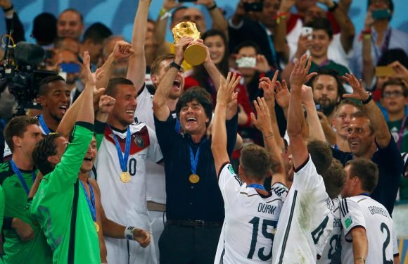Joachim Low signs new deal to stay on as Germany manager until at least 2022
