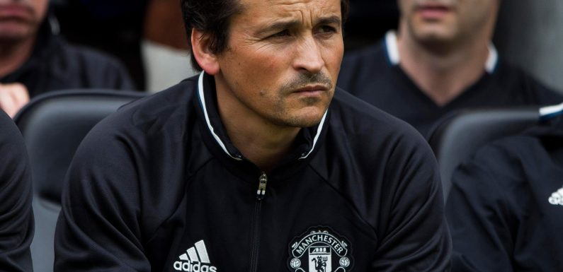 Arsenal managerial target and Jose Mourinho's assistant Rui Faria to leave Man United at end of the season