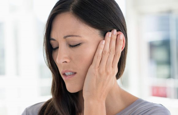 Deafness caused by loud noise can be cured by injecting a salt or sugar-based solution into the ear