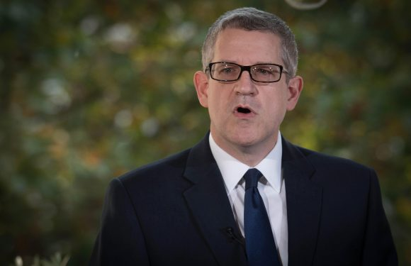 ISIS 'still a threat to Europe' with 'devastating and complex terror plots', MI5 chief Andrew Parker warns