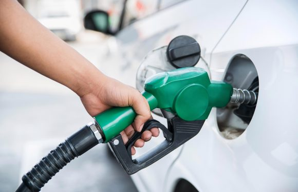 How paying for petrol at the pump could stop you getting FAT