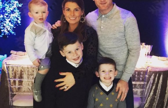 Coleen Rooney will move to US if Wayne signs huge £300,000 a week deal with D.C. United in Washington