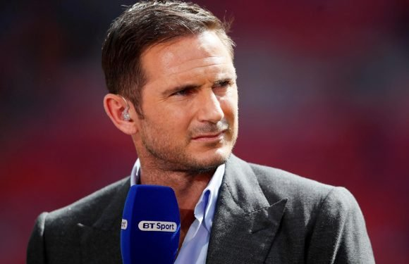 Frank Lampard close to Derby County manager job after advanced talks with the Championship club