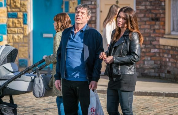 Coronation Street spoilers: Carla Connor returns to the factory determined to keep tragic brother Aidan's legacy going