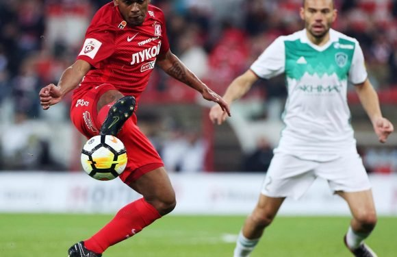 Chelsea, Tottenham and Everton battling it out for £22m Spartak Moscow star Fernando