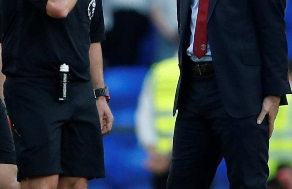 Southampton boss Mark Hughes set for FA charge and touchline ban after blasting ref Jon Moss