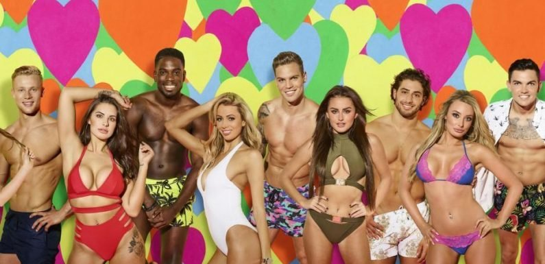 Love Island bosses used Tinder to find contestants for this year's series