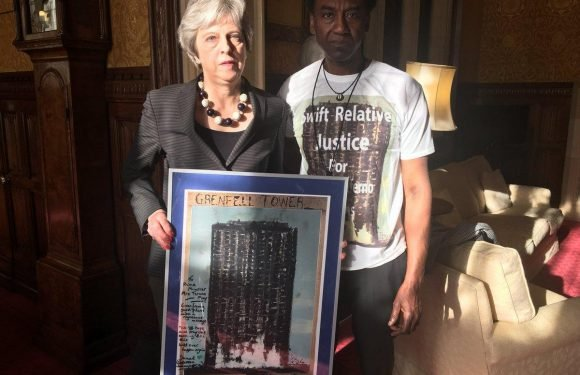 Theresa May bows to pressure from campaigners to make Grenfell inquiry panel more diverse