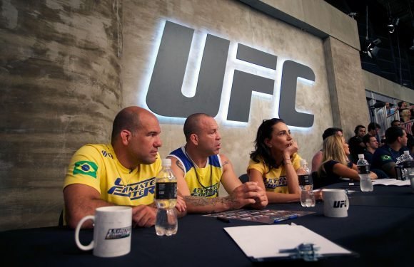 UFC employees have credit cards and passports stolen after being robbed at gun point in Brazil