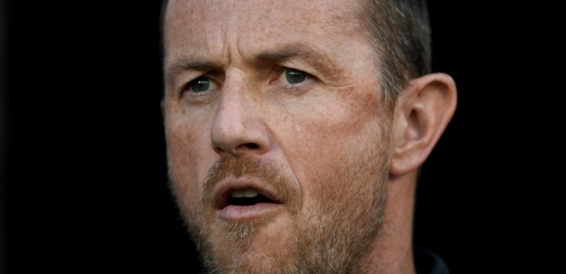 Gary Rowett appointed Stoke manager on three-year deal after leaving Derby