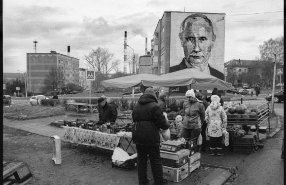Russia's forgotten eastern cities captured in gritty photographs by Instagrammer Barabakaa