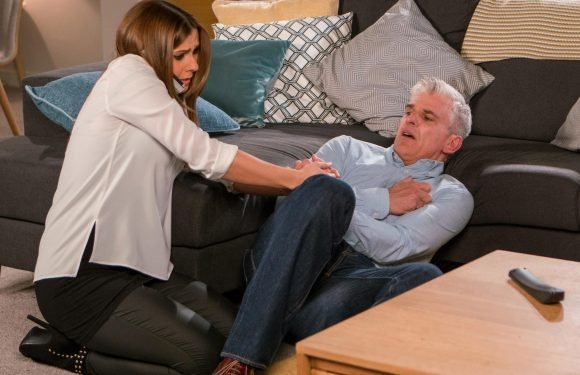 Coronation Street spoilers: Michelle Connor and ex Steve McDonald grow closer as she begins to doubt plans to marry Robert Preston